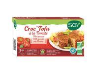 Croc'tofu tomate 2x100g