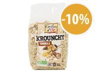Krounchy Granola 500g Bio
