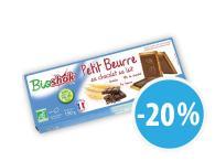 Petit beurre chocolat lait 150g