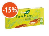 Formule Choc' 125g Biscuit Choco lait