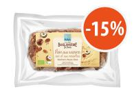 Pain complet raisin noisette 620g