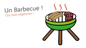 Barbecue vegetarien