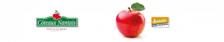 Pommes côteaux nantais