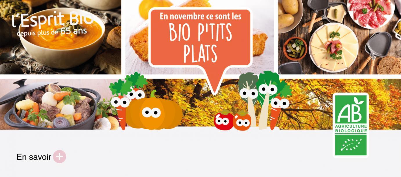 Bio petits plats